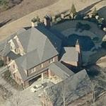 Tyson Clabo's House (Birds Eye)