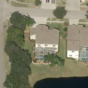 Wade Barrett's House (Birds Eye)