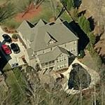 Hakeem Nicks' House (Birds Eye)