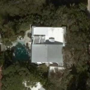 Brian Roberts' House (Bing Maps)