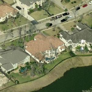 Brian Cushing's House (Birds Eye)