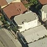 Sasha Vujacic's House (Bing Maps)