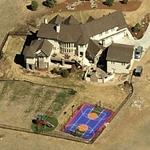 Brian Dawkins' House (Birds Eye)