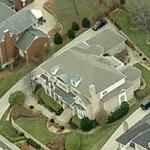 Dan Uggla's House (Bing Maps)