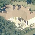 Nick Swisher's House (Birds Eye)