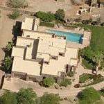 Josh Childress' House (Bing Maps)