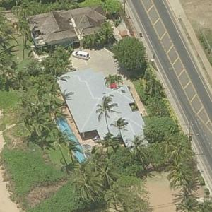 Don Nelson's House (Birds Eye)