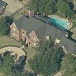 Mike Woodson's House (Bing Maps)