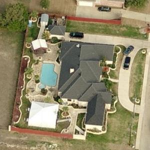 Dez Bryant's House (Bing Maps)