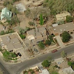 George R R Martin S House In Santa Fe Nm Virtual