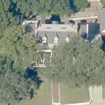 Jill Kelley's House (Birds Eye)