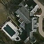 Luke Donald's House (Bing Maps)