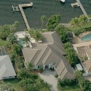 Keegan Bradley's House (Birds Eye)