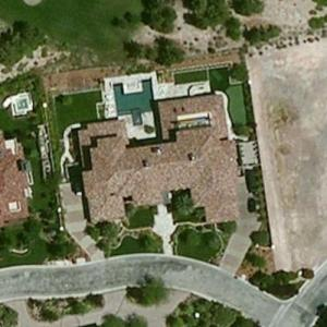 Floyd Mayweather Jr.'s House (Bing Maps)