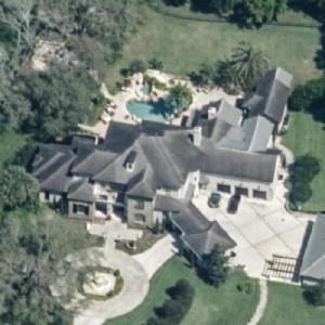 Roy Halladay's House (deceased) (Bing Maps)