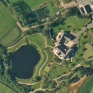 Rory McIlroy's House (Bing Maps)
