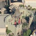 Disney MGM Studio's Grauman's Chinese Theater (Birds Eye)