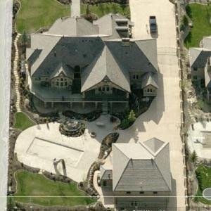 Jerry Sloan's House (Bing Maps)