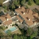 Rudy Tomjanovich's House (Birds Eye)
