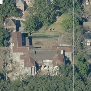 Jim Crane's House (Bing Maps)