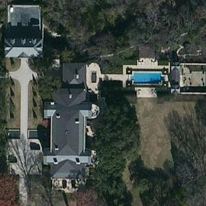 Gerald J. Ford's House (Bing Maps)
