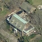 Grace Kelly's Childhood Home (Birds Eye)