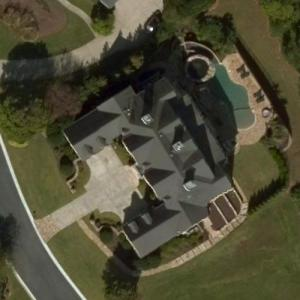 Ne-Yo's House (Bing Maps)