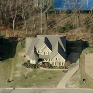 Luke Bryan's House (Bing Maps)