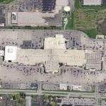 Regency Mall Shopping Center (Birds Eye)