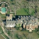 Bruce Matthews' House (Birds Eye)