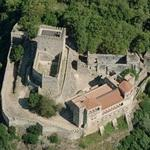 Castle of Leiria (Birds Eye)