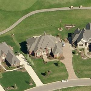 Ted Lindsay's House (Birds Eye)