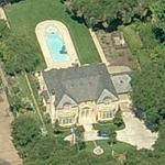 Joe Thornton's House