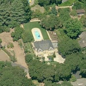Joe Thornton's House (Birds Eye)
