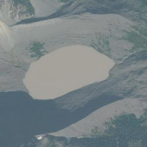 Dusty Rose Lake (Bing Maps)