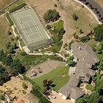 Robin Ventura's House (Birds Eye)