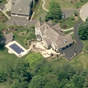 Roy Halladay's House (Birds Eye)