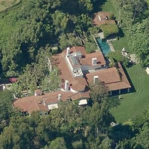 Peter Guber's House (Birds Eye)
