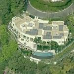 Jeff Skoll's House (Birds Eye)