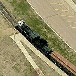 Union Pacific RR #437 (Birds Eye)