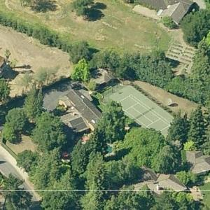 Jim Plunkett's House (Birds Eye)