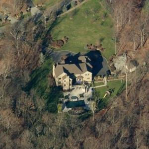 Bernie Williams' House (Birds Eye)