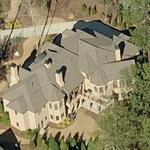 Jair Jurrjens' House (Birds Eye)
