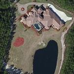Brett Myers' House (Bing Maps)