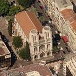 Basilique Notre-Dame de Nice (Bing Maps)