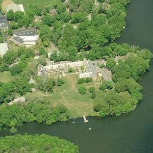 """Dead Poets Society"" movie location (Birds Eye)"