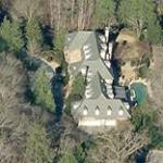 Frank J. Hanna's House (Birds Eye)