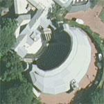 Paul Allen Pavilion (Bing Maps)