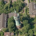 Hamburg-Lokstedt water tower
