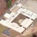 Deadly shooting at Sandy Hook Elementary School (Birds Eye)